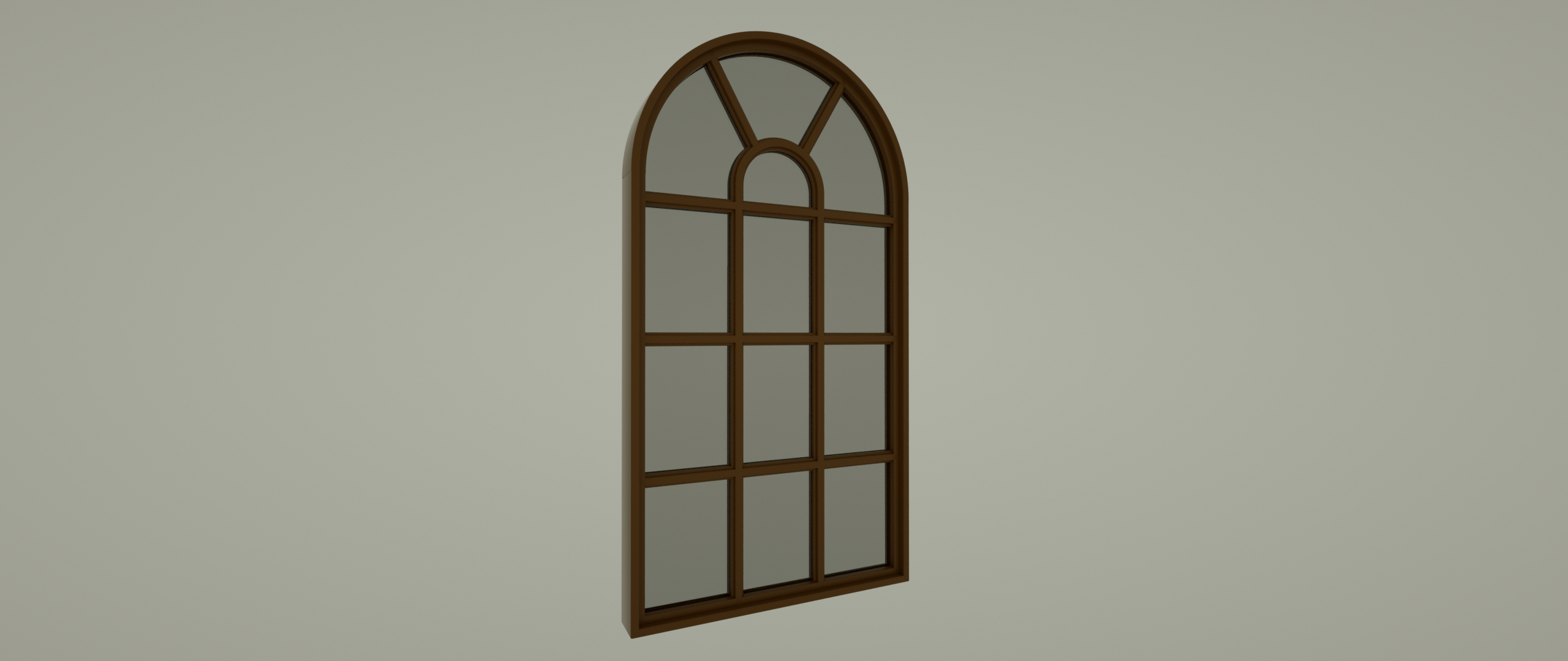 Grand Staircase Window