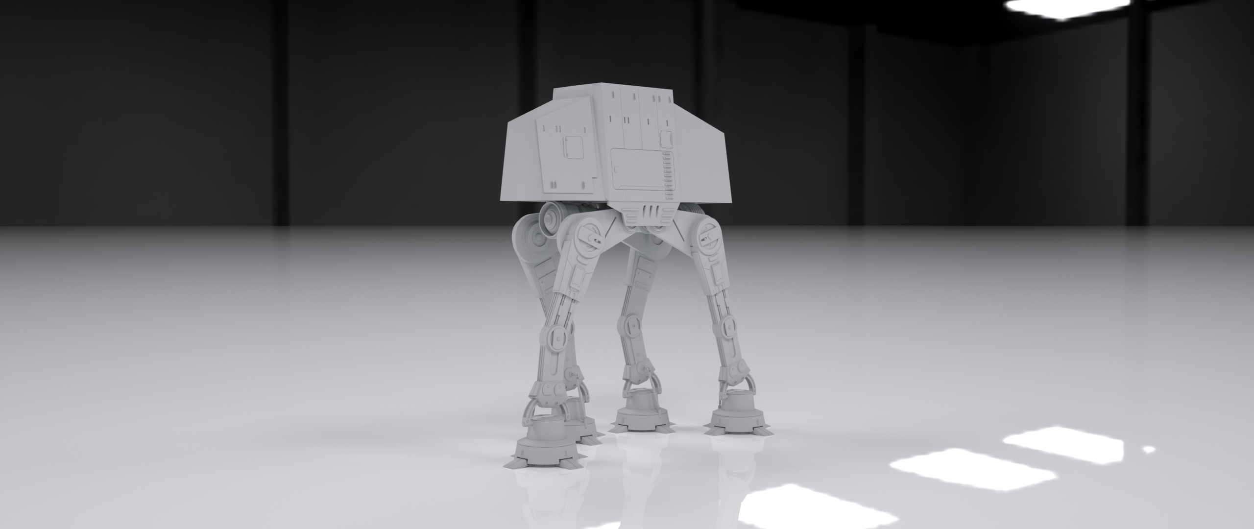 AT-AT Walker Body