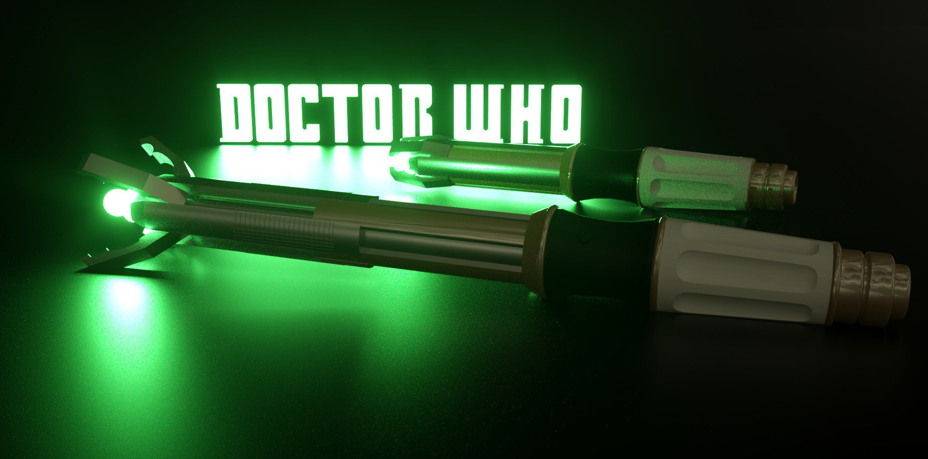 11th Doctor's Sonic