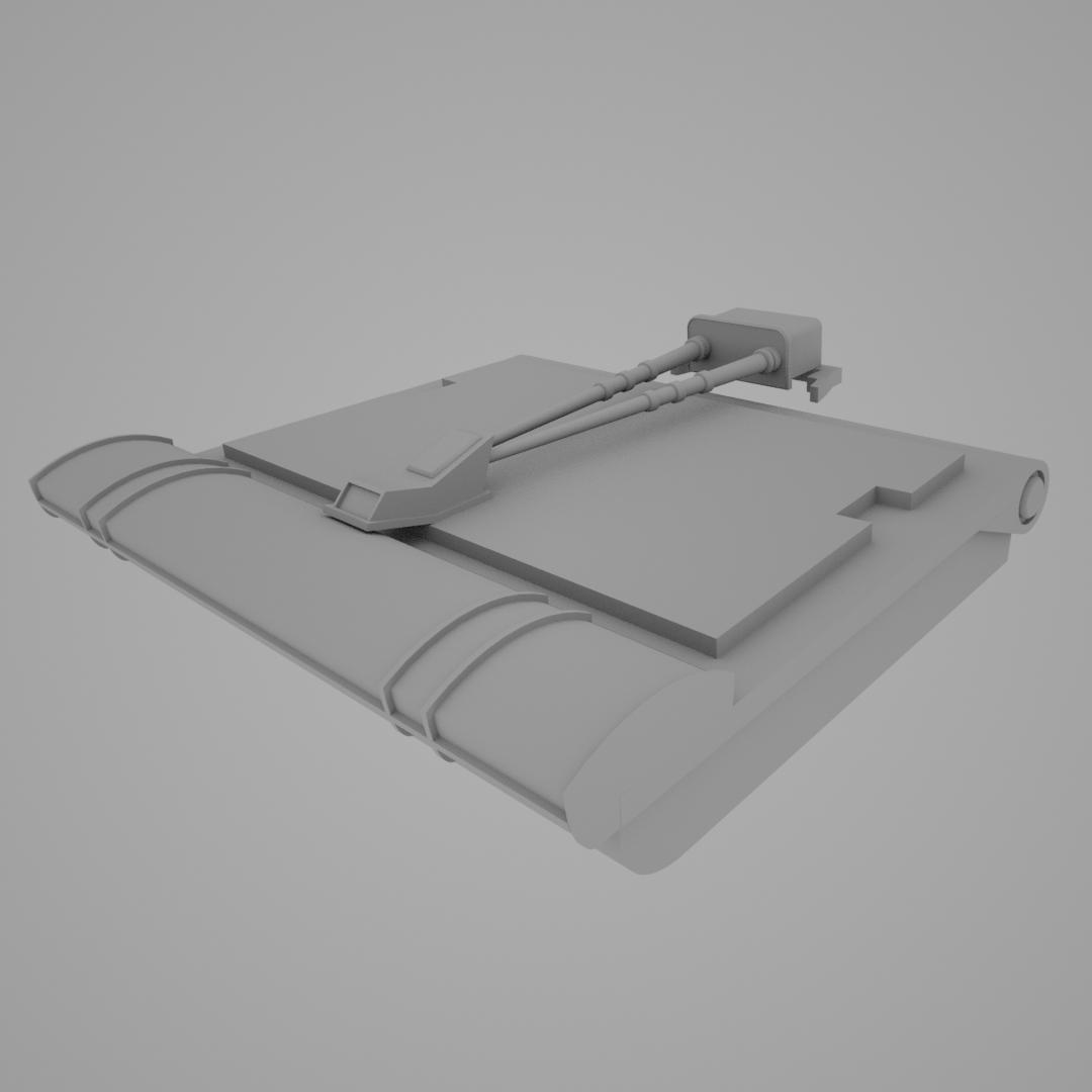 Thrust Vector Plates