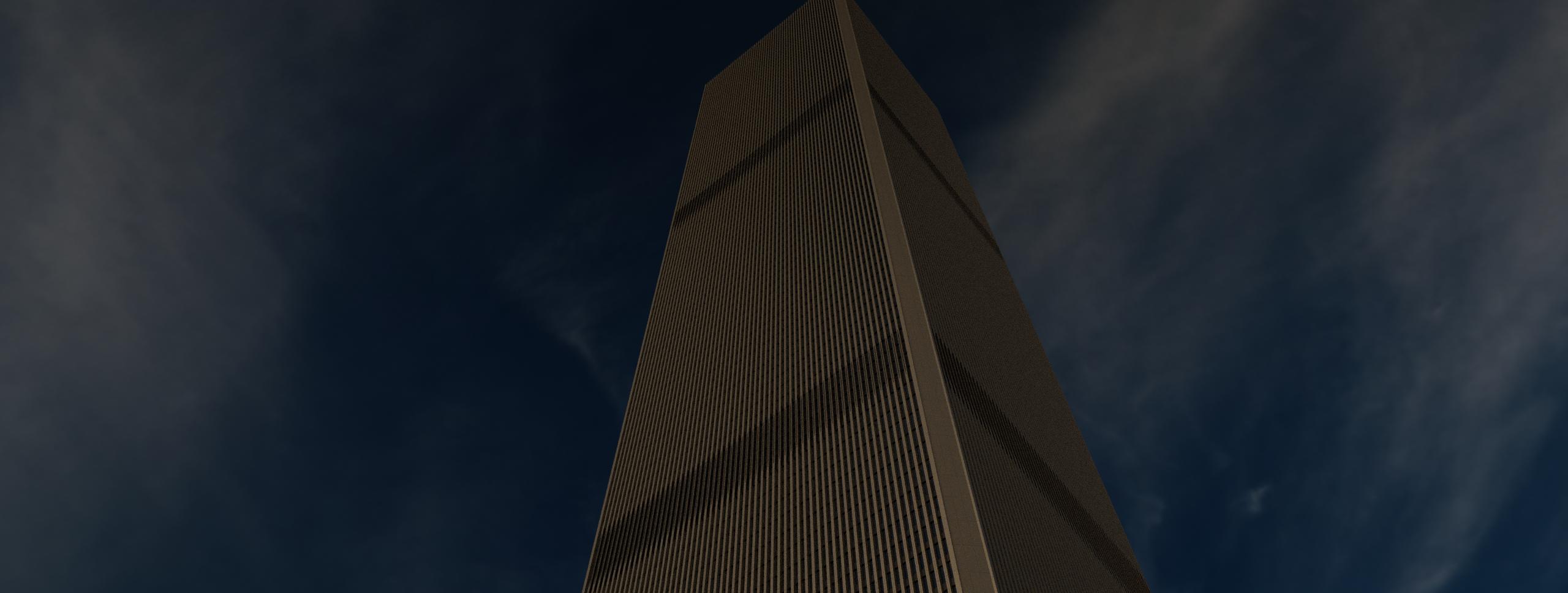 North Tower Facade