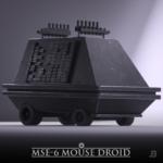 Jesper van den Boogert - MSE-6 Series Repair Droid