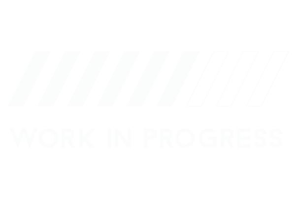 Jesper van den Boogert - Work in Progress